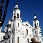 The Holy Assumption Cathedral in Vitebsk